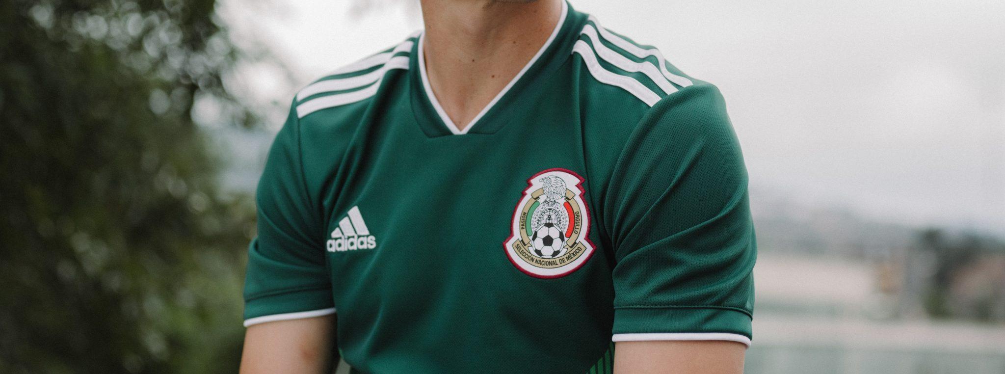 Nuevo jersey adidas para la Copa Mundial cc5da952663d8