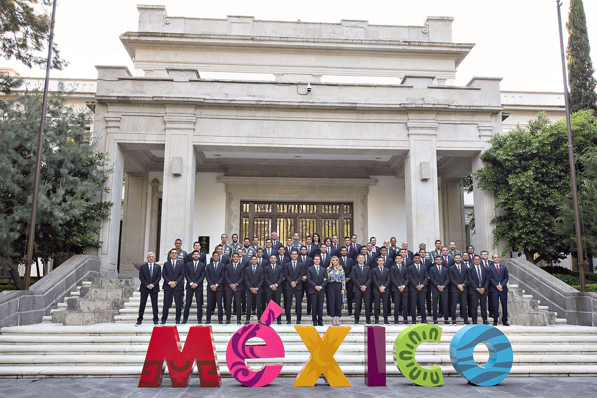 Selección Nacional de México ebb6edf68a7b7