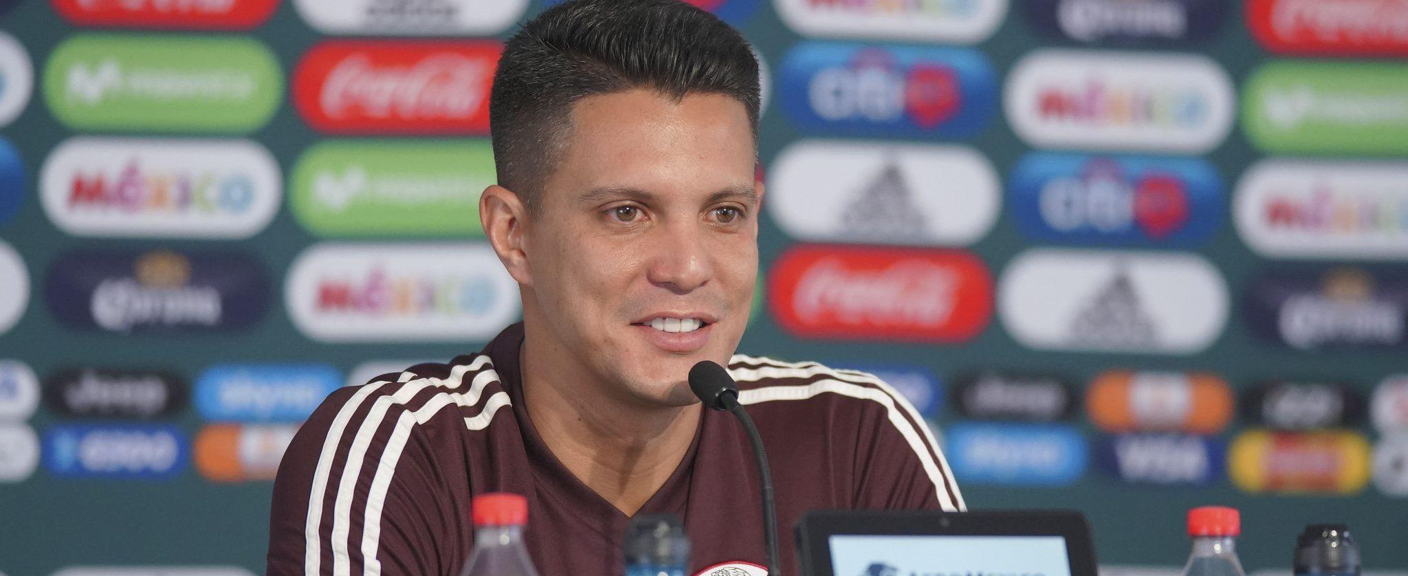 Diego Ramírez, el encargado de la Selección Mexicana Sub-20